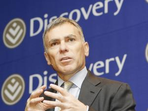 Discovery CEO Adrian Gore